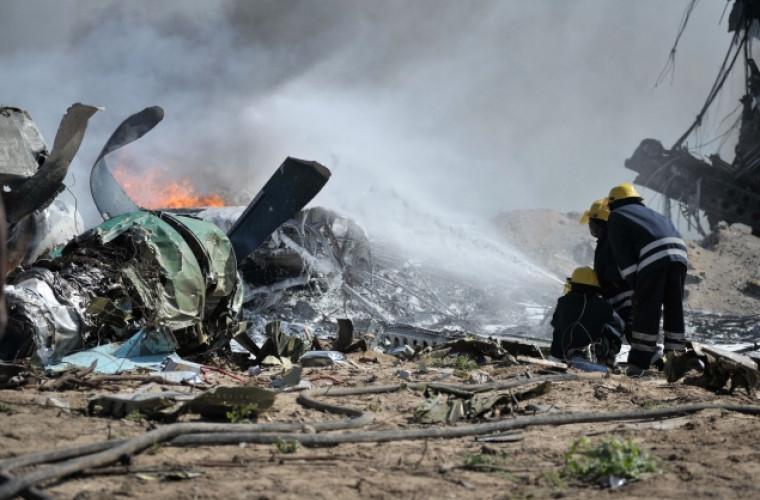 În Turcia s-a prăbușit un avion militar. Sînt victime
