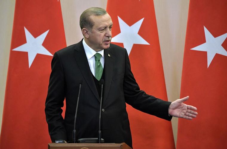 Erdogan a numit lovitura de stat în Turcia din 2016 o încercare de ocupație a țării