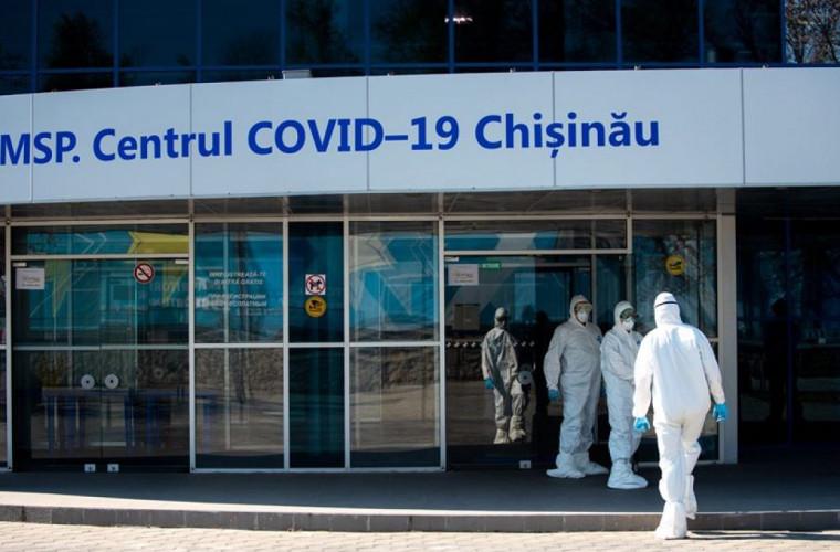 Alte 87 de persoane cu suspecție la COVID-19, internate în spital