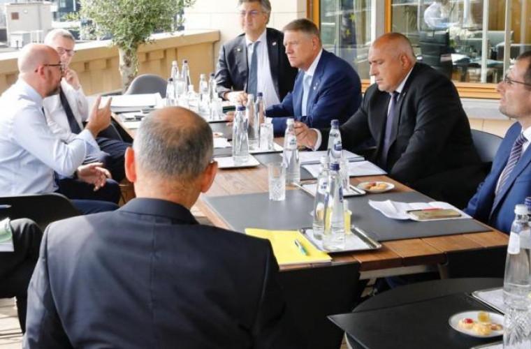 Summit UE maraton: Liderii UE se reunesc din nou luni după-amiază