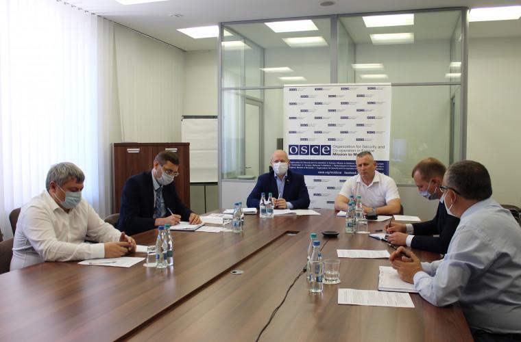 Condițiile de activitate a operatorului regional de telefonie au fost prezentate de Chișinău