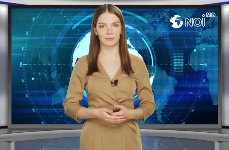 În Moldova, pentru prima dată a fost testată inteligența artificială în cazul unui video informativ
