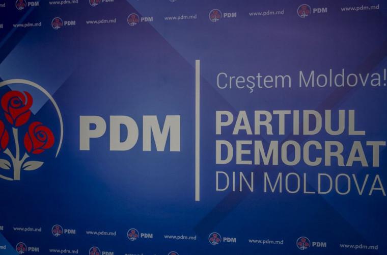 Cînd PDM își va anunța candidatul la alegerile prezidențiale