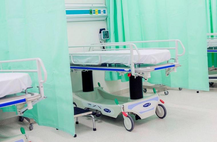 Un număr și mai mare de spitale vor primi bolnavii de COVID-19