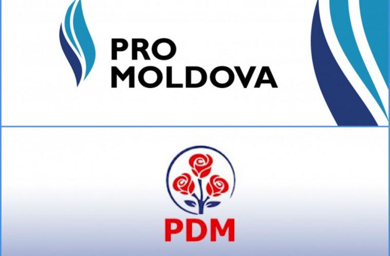 """PDM cere în judecată ASP anularea deciziei de înregistrare a partidului """"Pro Moldova"""""""