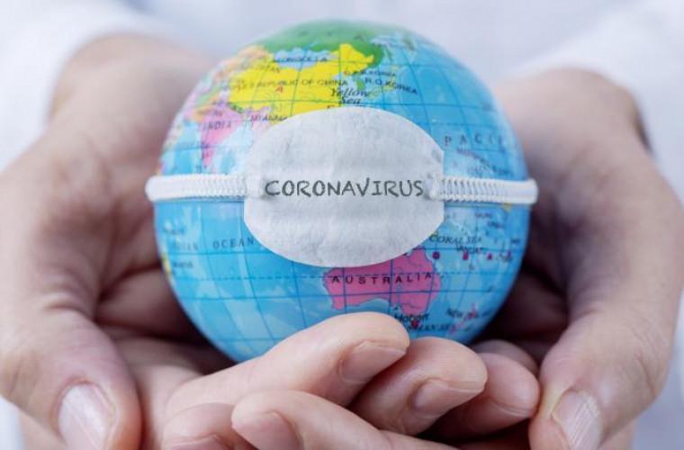 S-a atins pragul de 18 milioane de cazuri de coronavirus la nivel global
