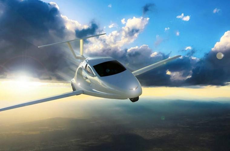 În SUA pe străzi vor circula mașini zburătoare
