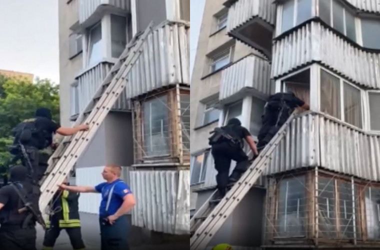 interventie-fulger-in-capitala-oamenii-legii-au-intrat-pe-geam-video