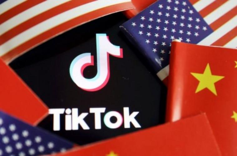"""Trump a semnat un ordin prin care numeşte TikTok o """"ameninţare"""""""