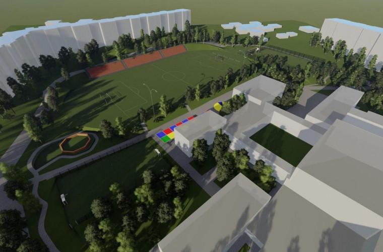 in-capitala-ar-putea-sa-fie-construita-o-noua-academie-de-fotbal-pentru-copii-si-tineri