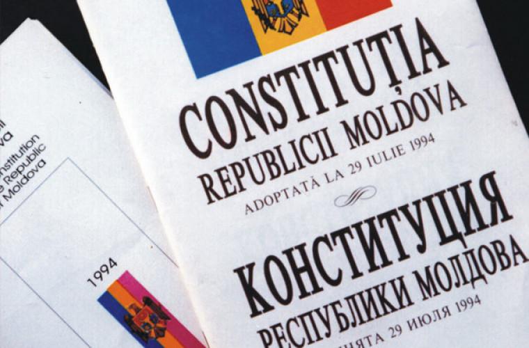 Noua versiune a Constituției: de ce avem nevoie de ea și pe cînd să o așteptăm?