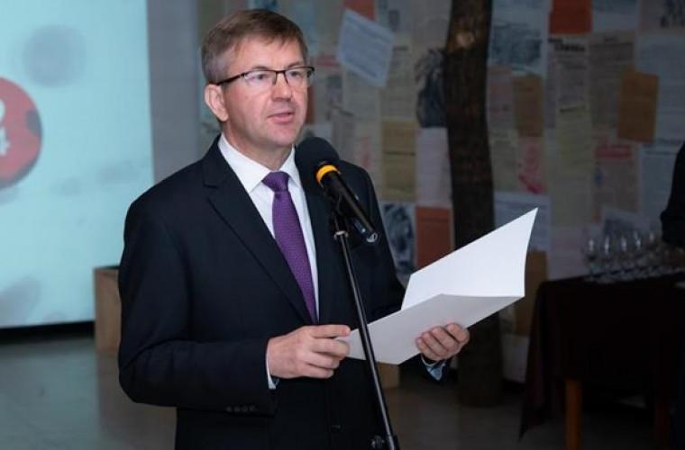 Ambasadorul Belarusului în Slovacia și-a dat demisia