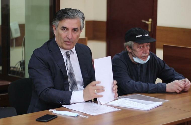 Efremov a hotărît să-și schimbe avocații