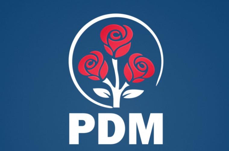 Declarație: În ciuda provocărilor PDM pășește mai departe