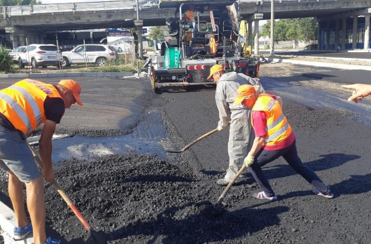 Ceban prezintă detalii noi despre reparația străzii Albișoara (FOTO)