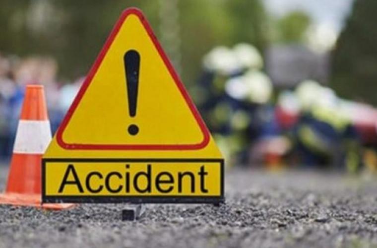 Grav accident rutier în raionul Criuleni