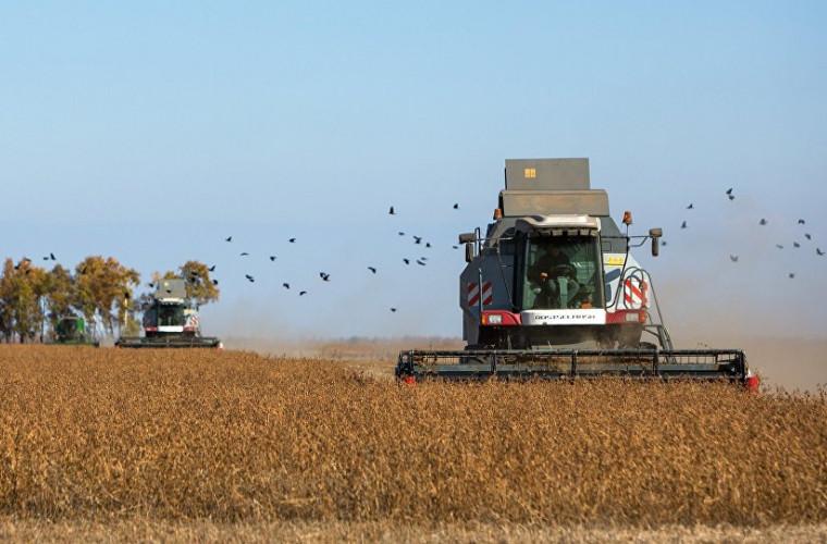 Pînă cînd mai pot solicita ajutor de la stat agicultorii afectați de secetă