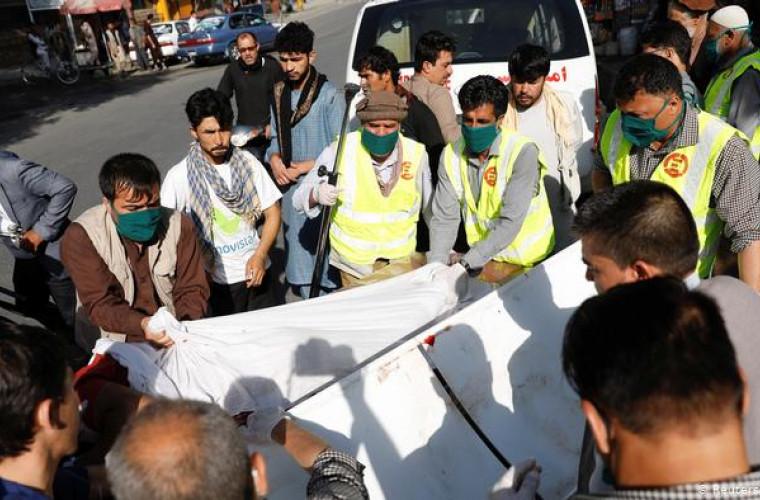 Vicepreşedintele afgan, țința unui atac cu bombă la Kabul; mai mulţi morţi şi răniţi