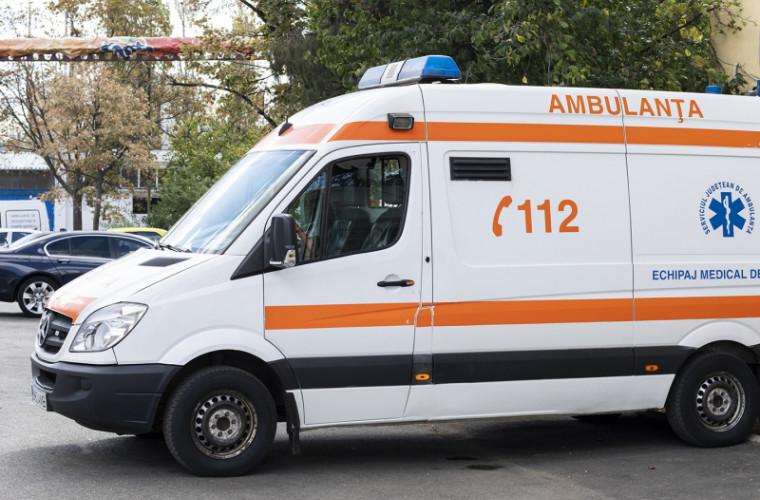 """""""Sînteți treaz?"""" Ambulanță cu grade de alcoolemie la Bălți (VIDEO)"""