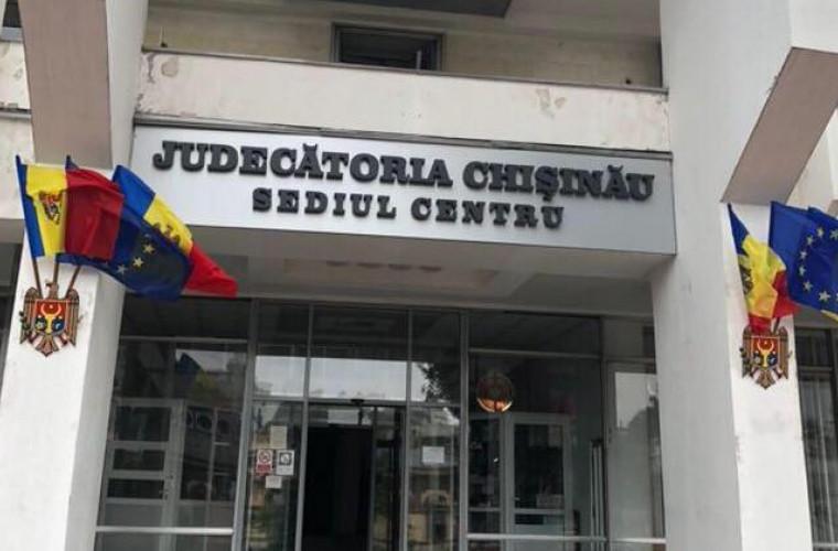Judecătoria Centru va lucra în regim special după ce un angajat s-a infectat cu Covid-19