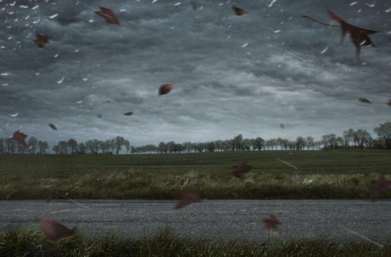 Un ciclon cu vreme rece vine peste Moldova