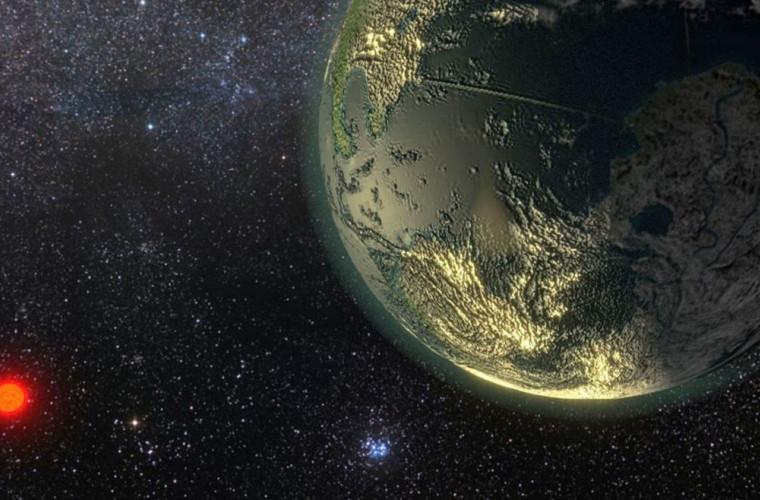 A fost descoperită o nouă exoplanetă Pi
