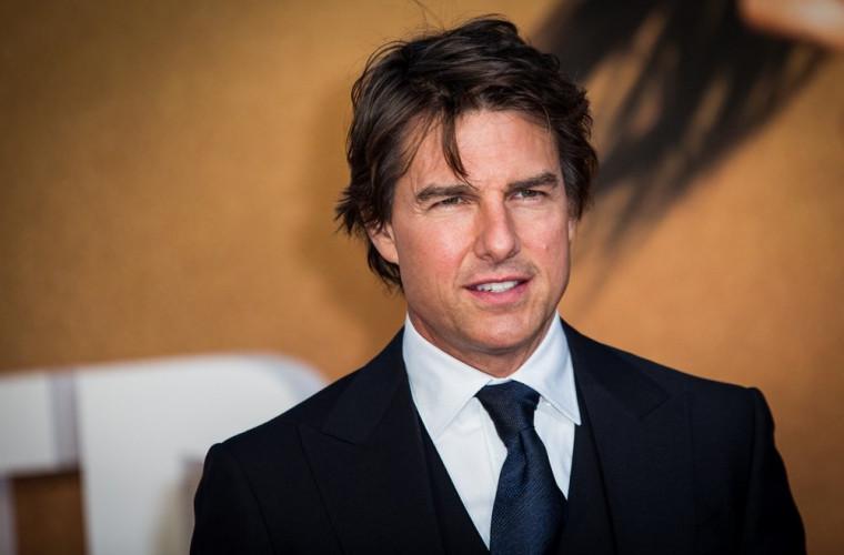 Tom Cruise va zbura în spațiu!