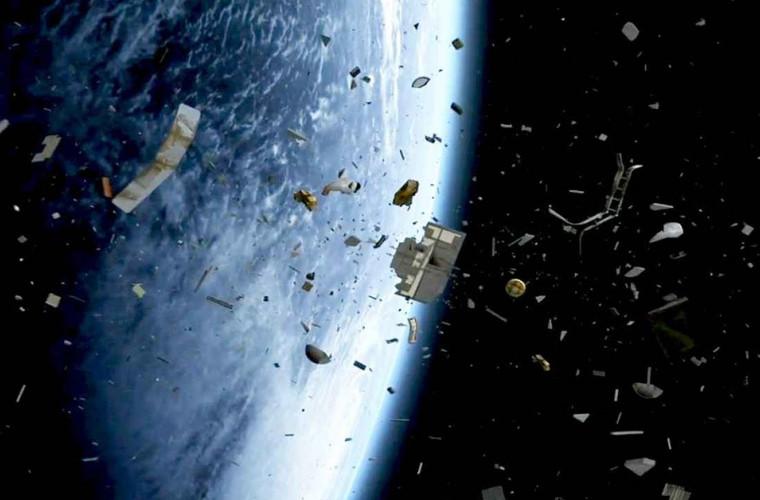 Staţia Spaţială Internaţională a efectuat o manevră pentru a evita coliziunea cu un deşeu orbital