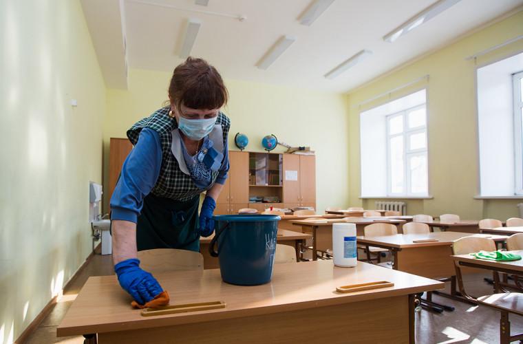 Școala ca pericol de contaminare?